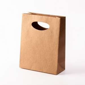 Papírová taška 14x6x18 cm EKO