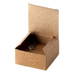 Pudełko EKO uniwersalne małe 60x60x30mm brązowe