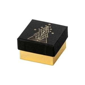 Pudełko CARLA pierścionek CHOINKA