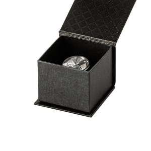 Pudełko FRIDA pierścionek - czarne