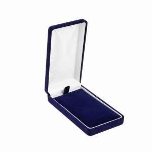 Pudełko ANA kolczyki Niebieskie