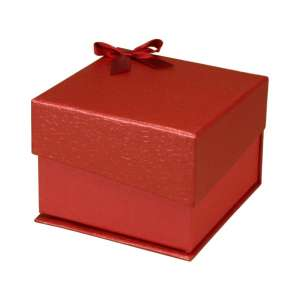 Pudełko STELLA zegarek czerwone