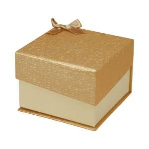 Pudełko STELLA zegarek złote