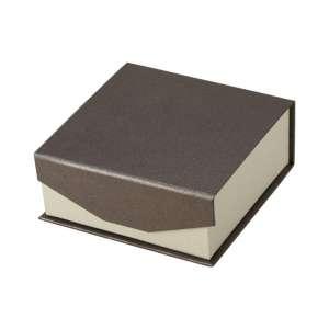 Pudełko VIOLA uniw.duże - brązowe