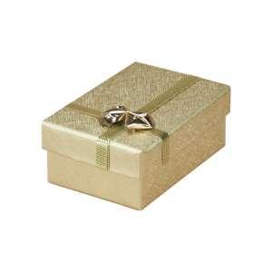 Pudełko RITA uniw.małe złote