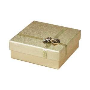 Pudełko RITA uniw.duże złote