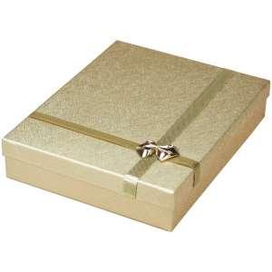 Pudełko RITA kolia złote