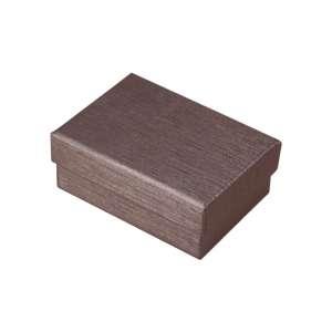 Pudełko TINA uniw.małe brązowe