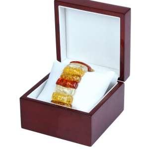 Pudełko PRIMO bordowe zegarek