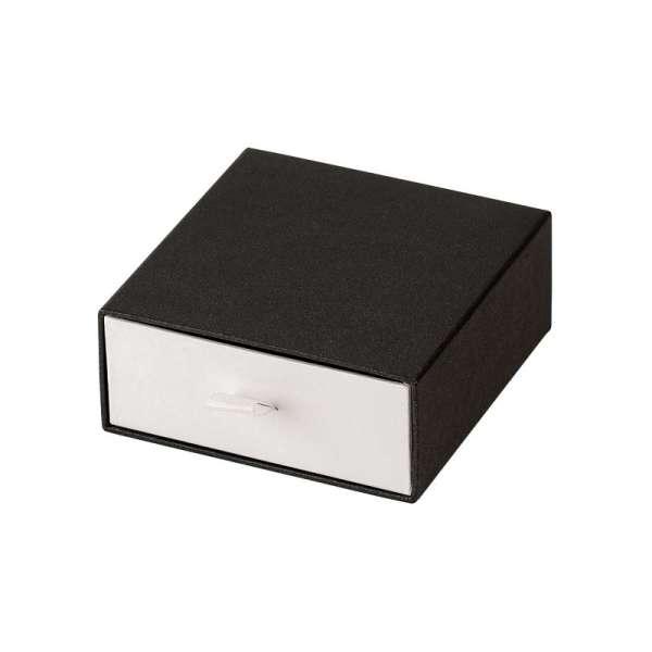 Pudełko KAREN uniwersalne małe grafitowe