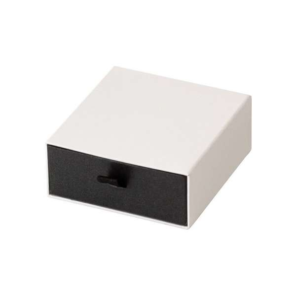 Pudełko KAREN uniwersalne małe białe