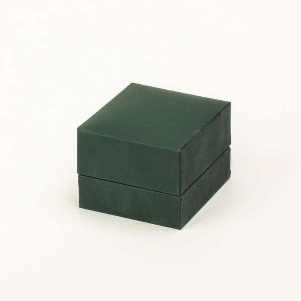 Pudełko IDA pierścionek zielone