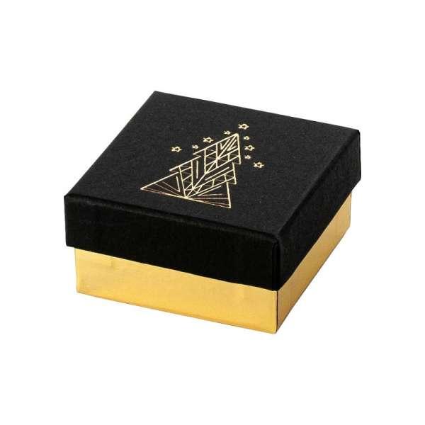 Pudełko CARLA uniwersalne małe CHOINKA
