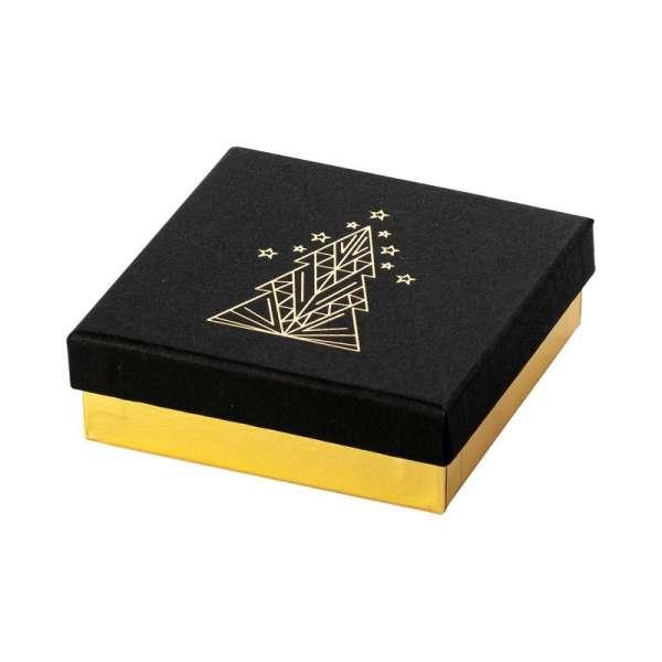 Pudełko CARLA uniwersalne duże CHOINKA