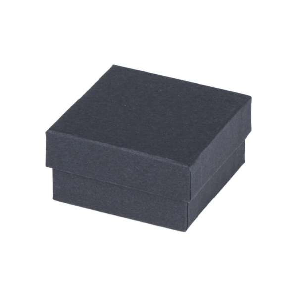 Pudełko CARLA uniwersalne małe czarne