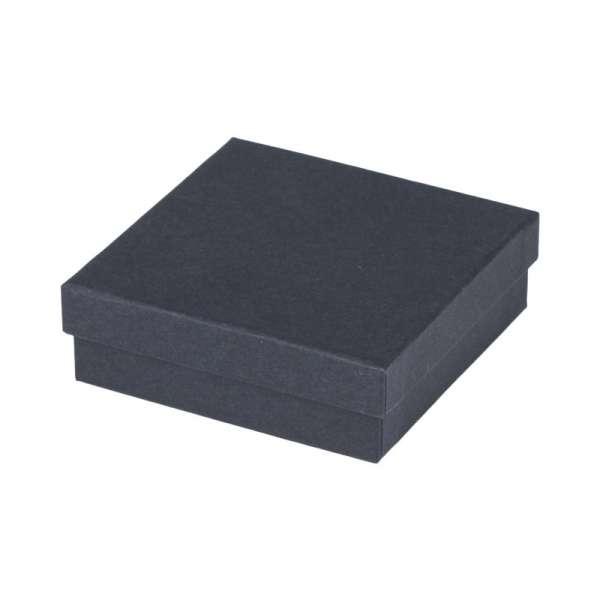 Pudełko CARLA uniwersalne duże czarne