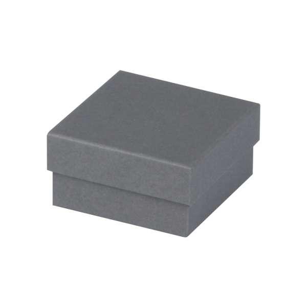 Pudełko CARLA uniwersalne małe szare
