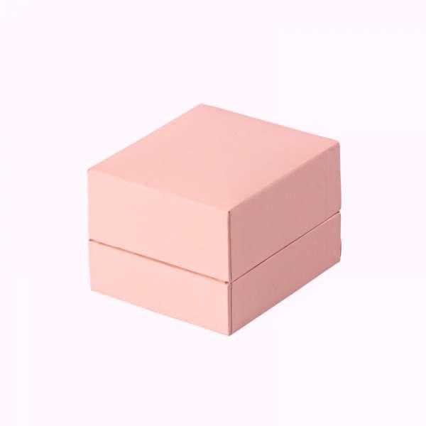 Pudełko IDA pierścionek różowe