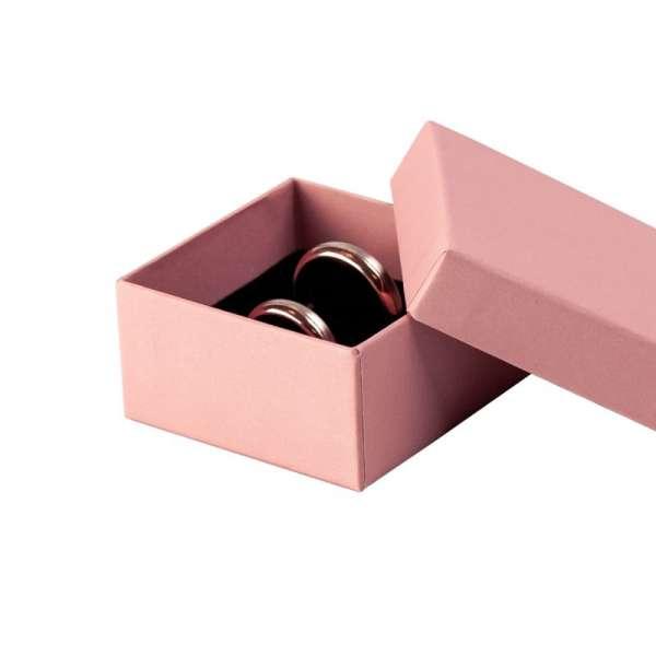 Pudełko CARLA uniwersalne małe różowe