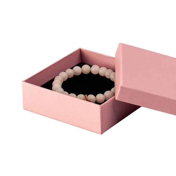 Pudełko CARLA uniwersalne duże różowe